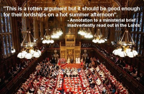 House Of Lords Quote