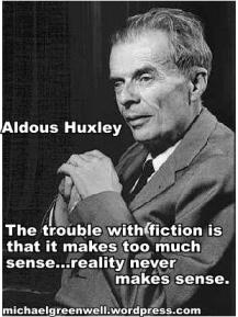 Huxley the trouble with fiction