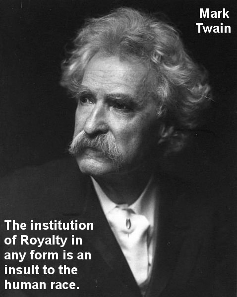 Mark Twain Royalty