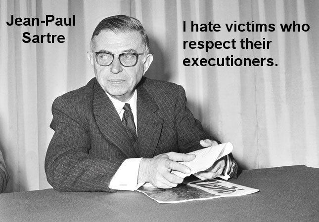 Sartre Victims