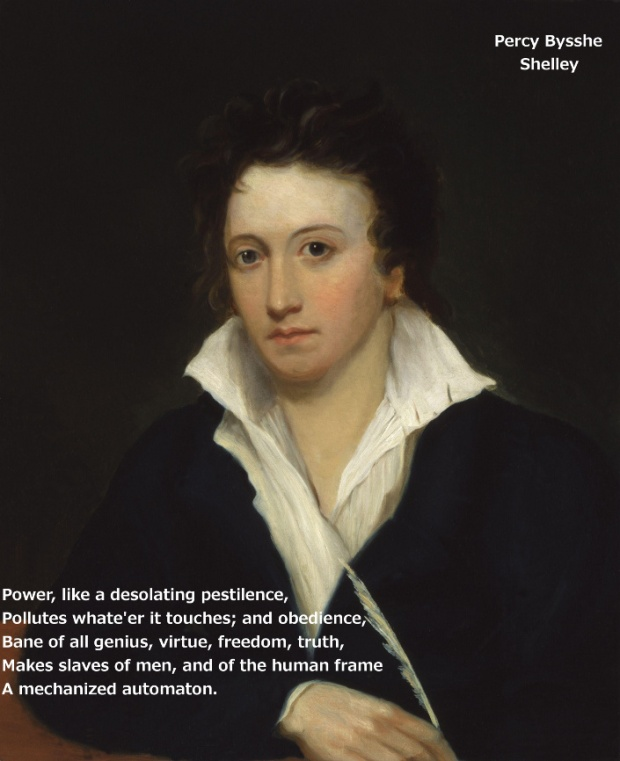 Shelley Quote