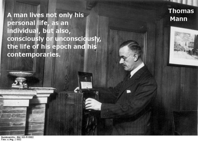 Thomas Mann epoch