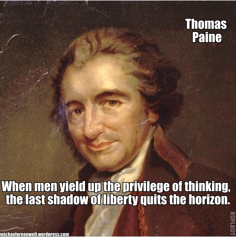Thomas Paine Liberty