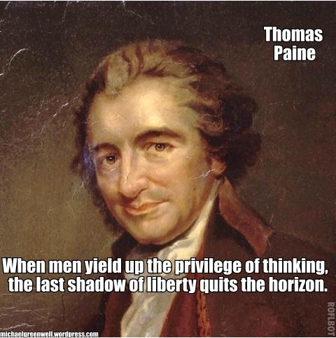 Thomas Paine Liberty