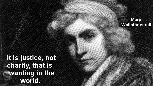 Wollstonecraft Quotes Justice