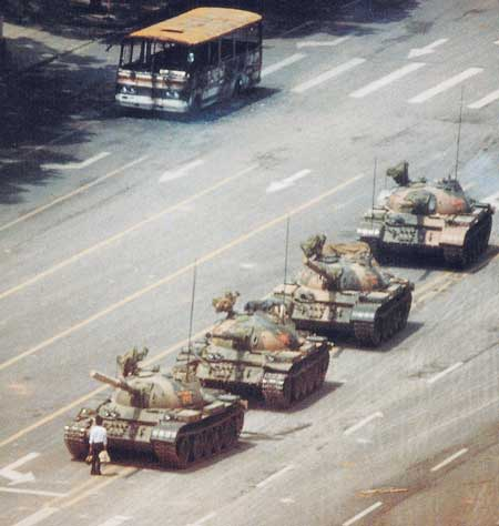 "The Tianamen Square ""Tank Guy"" Was Even Braver Than We Knew  tiananmen"