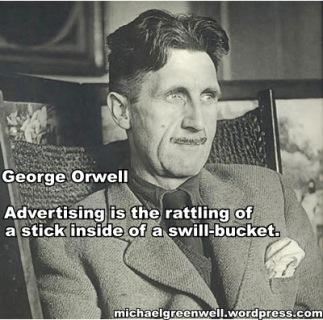 Orwells 1984 compared to nazi germany