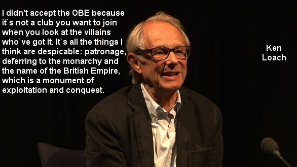 Ken Loach Quotes OBE