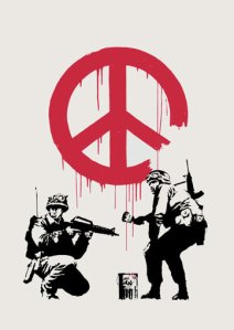 banksy cnd soldiers