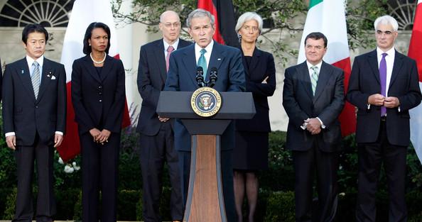 Alistair+Darling+Christine+Lagarde+Bush+Meets+nZQynLJumt8l