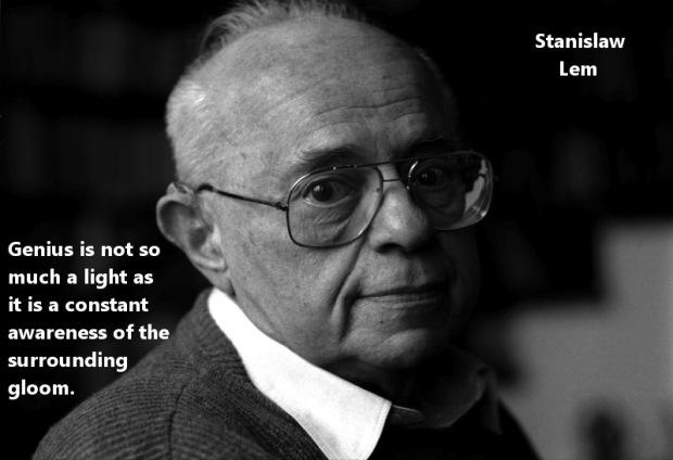 Stanislaw Lem Genius