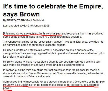 Brown Empire