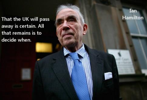 Ian Hamilton Quote