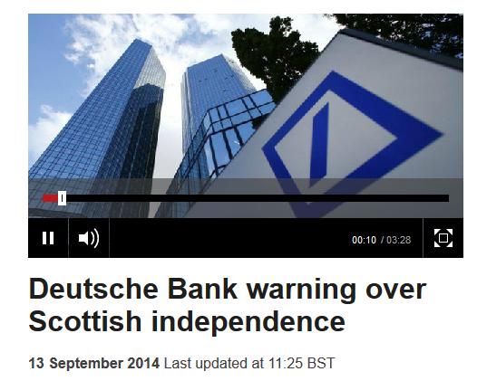 BBC Deutsche Banl