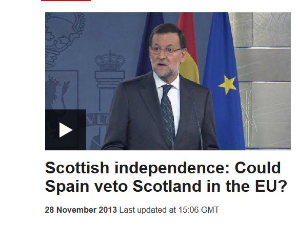BBC Spain